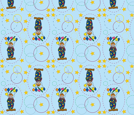 Under the Big Top 1 fabric by sewingcrazy on Spoonflower - custom fabric