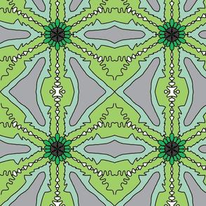 Green Flowerette