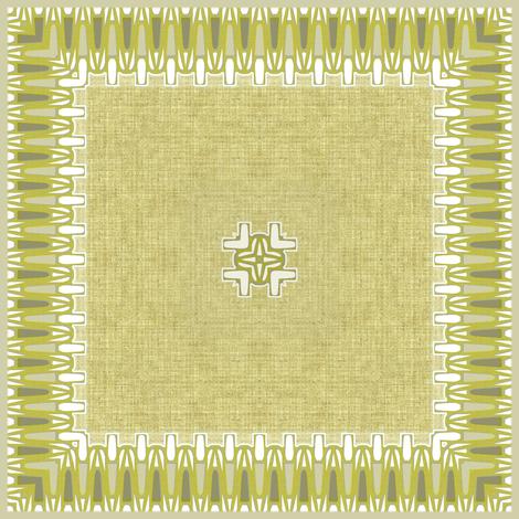 Danish Modern Decal fabric by joanmclemore on Spoonflower - custom fabric