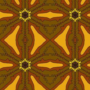 Brown Florette