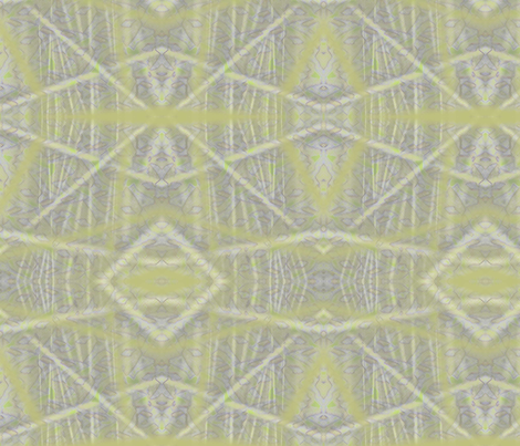 Bamboo and Diamonds fabric by jellybeanquilter on Spoonflower - custom fabric