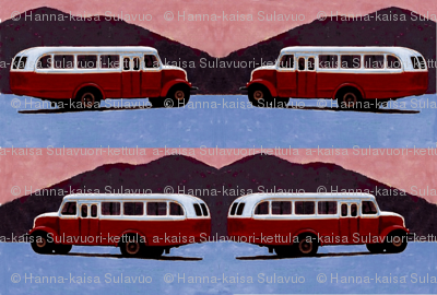 vintage_fifties_caravan_car_camping_bus_in_the_desert_night