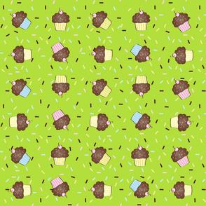 Yumcakes! in zesti lime - © Lucinda Wei
