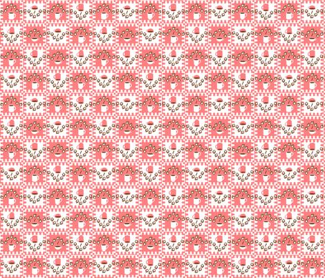 Wake up! fabric by thirdhalfstudios on Spoonflower - custom fabric