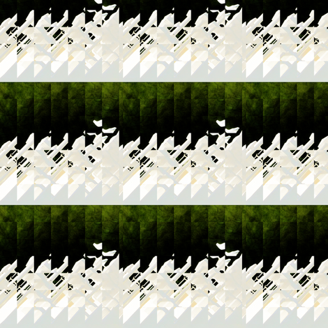Seagull Glass Squares, S fabric by animotaxis on Spoonflower - custom fabric