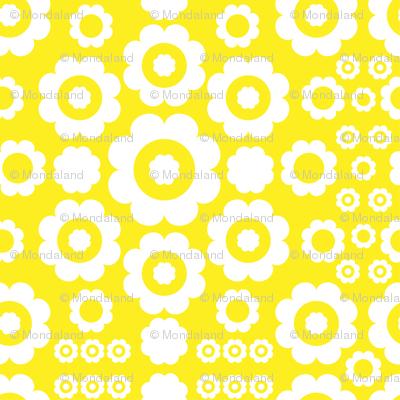 Flower Power (Yellow)