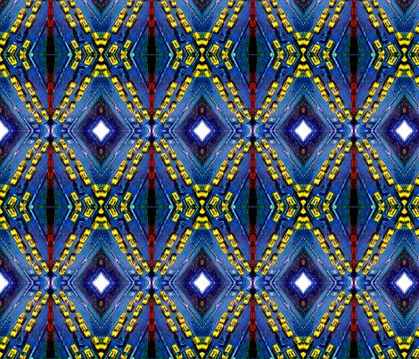 Traffic Jam fabric by relative_of_otis on Spoonflower - custom fabric