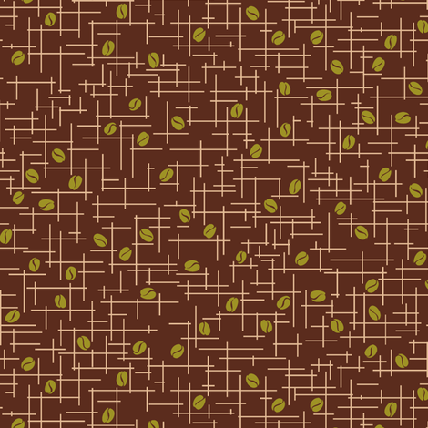 Unroasted fabric by havemorecake on Spoonflower - custom fabric