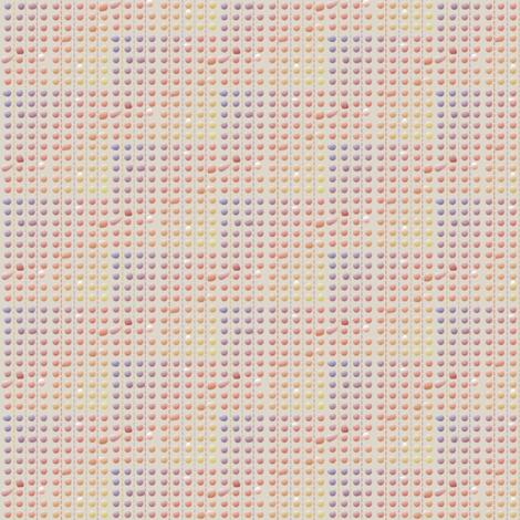 ©2011 polkadotz fabric by glimmericks on Spoonflower - custom fabric