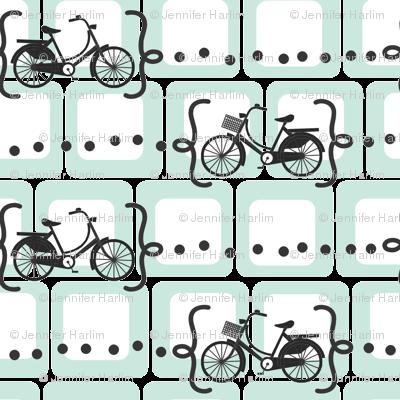 Ride a bike V2 in mint