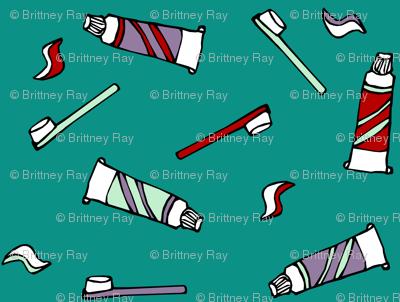 Toothbrush Stuff