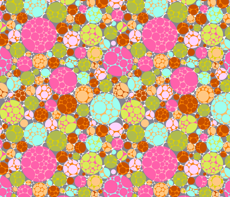 Lots O' Dots fabric by collectivesurfacellc on Spoonflower - custom fabric