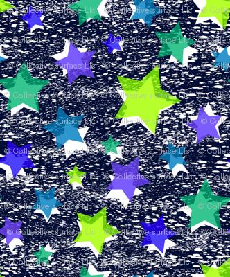 Star Bright - navy