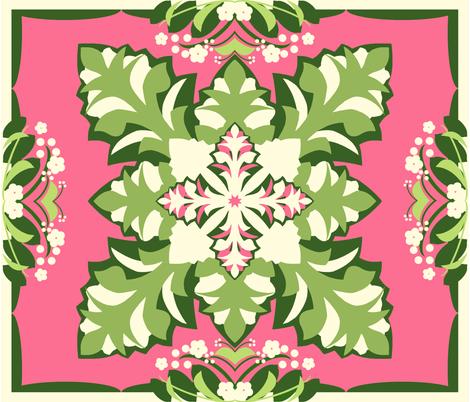 hawaiian_quilt_design_2 fabric by serah on Spoonflower - custom fabric