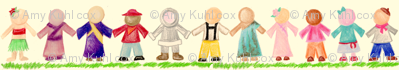 Crayon International Children - Mini-Print