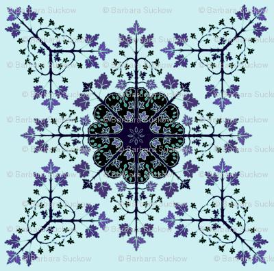 Currants purple