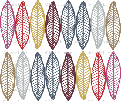 Nomad Feathers