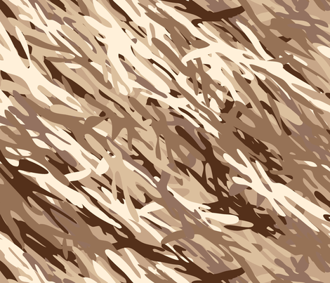 Camouflage, Desert Colors fabric by staceylynnpayne on Spoonflower - custom fabric