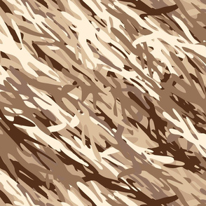 Camouflage, Desert Colors