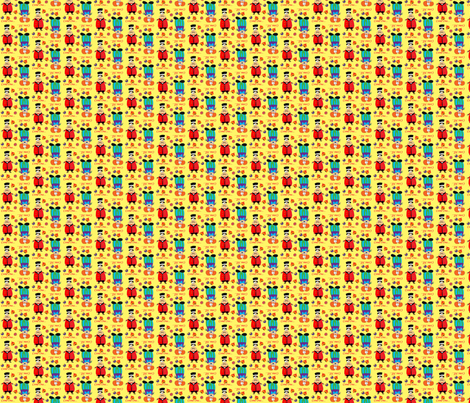 Circus2 fabric by anyrehs_rae on Spoonflower - custom fabric