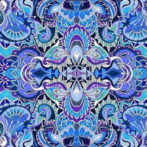 Fleur des Blueberry Stains