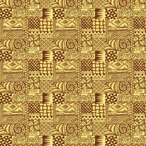 Zentangle_pasifika_sampler_tapa_brown