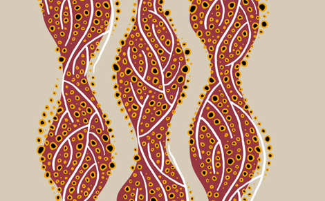 kelp 5 fabric by monmeehan on Spoonflower - custom fabric
