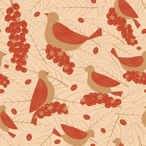 Bird Friendly Coffee (Red)