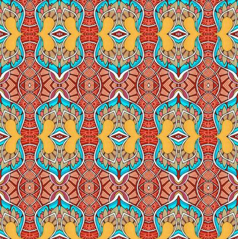Buddy fabric by edsel2084 on Spoonflower - custom fabric