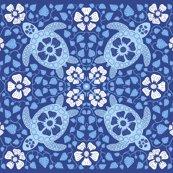 Rrhawaiian_quilt_v10a_white_flowers_on_turtle_rectangle_blues_on_dk_blue_v2.ai_shop_thumb