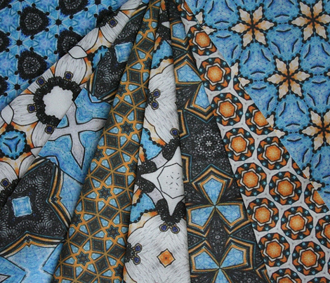 Lady Pirate's Mosaic