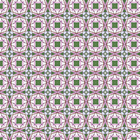 Gloria's Tiles fabric by siya on Spoonflower - custom fabric