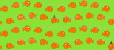 Killer Goldfish