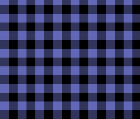 Pale Blue Plaid fabric by pond_ripple on Spoonflower - custom fabric
