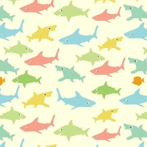 shark's friends