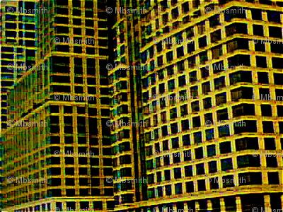 Urban Checkerboard