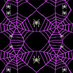 Spooky Spidery Night