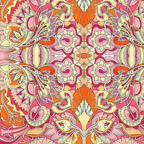 Psychedelic Granny (peach)