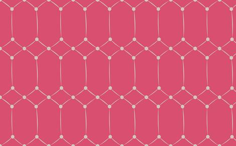 UMBELAS PUFF HEX fabric by umbelas on Spoonflower - custom fabric
