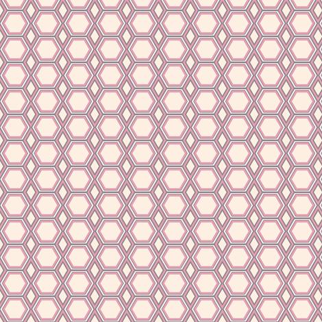 Soft Geometric fabric by kezia on Spoonflower - custom fabric