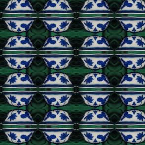 IMG_0818  Antique Chinese Bowl - Lotus
