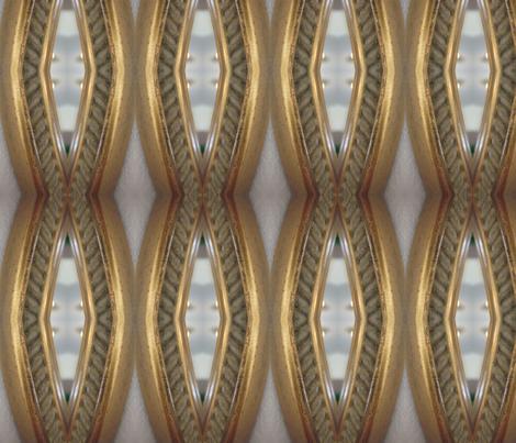 Img 1144 Antique Mirror Frame Detail Fabric Mmc2010