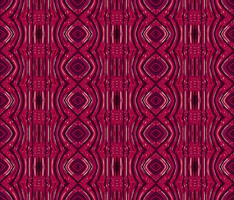 Tiger moth stripe D, by Su_G fabric by su_g on Spoonflower - custom fabric