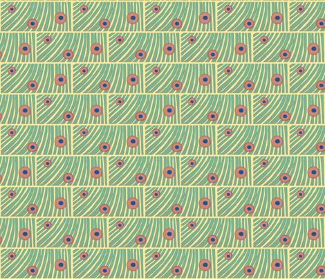 Tiger moth eyes L by Su_G fabric by su_g on Spoonflower - custom fabric