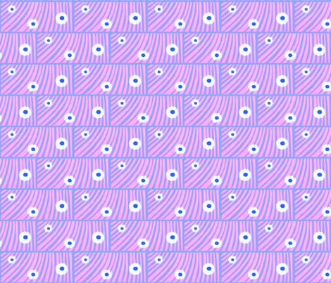Tiger moth eyes I fabric by su_g on Spoonflower - custom fabric