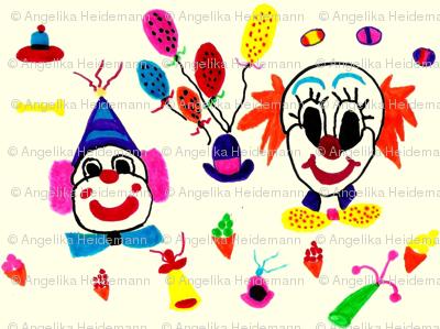Circus - It's a clown's world