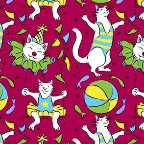Cat-tivating Circus