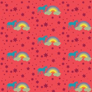 Unicorn in Raspberry Sorbet