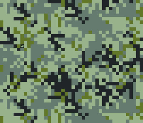 Urban Digital Camo fabric by ricraynor on Spoonflower - custom fabric