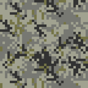 Urban Digital Camo